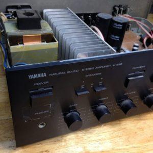 YAMAHA A-550