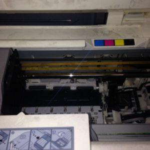 epson PX-A650の内部