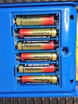 単3電池6本