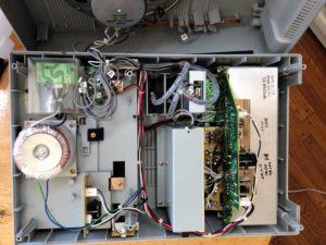 WA-852D 内部