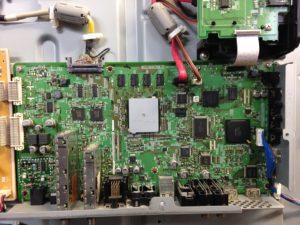 L32-HV02 メイン基板