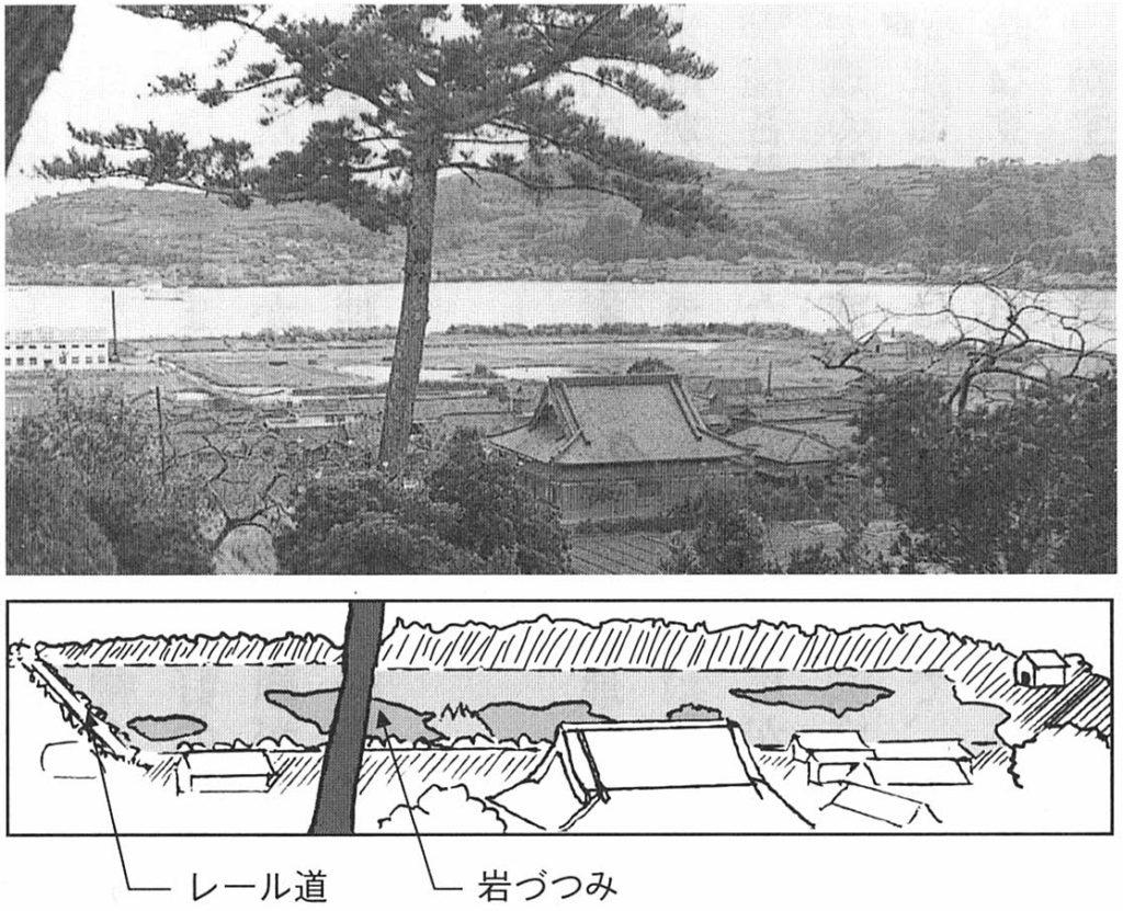 セメント岩堀